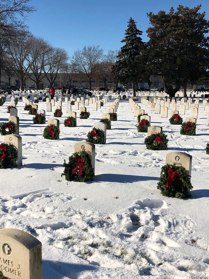 December 15, National Wreaths Across America Day